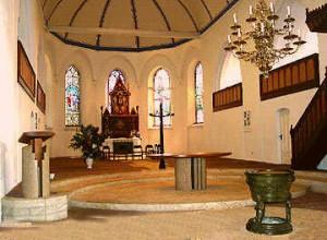 Kirche Lüchow, Chorraum