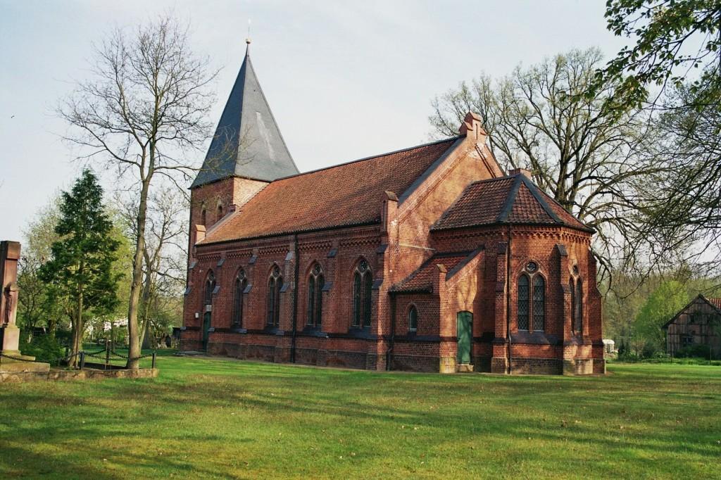 Christus-Kirche Krummasel