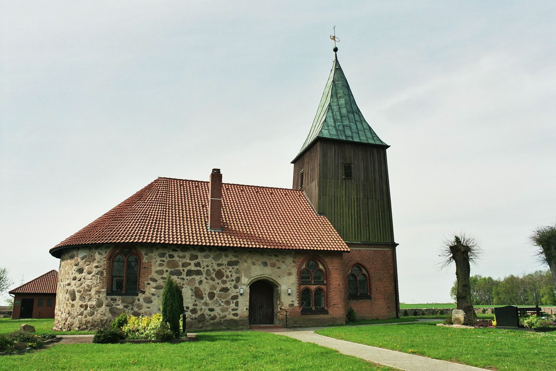 Kirche Meuchefitz
