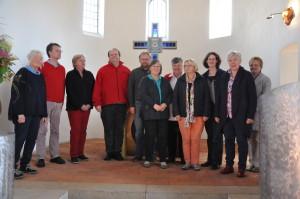 Trafen sich Kirche und Gemeindehaus in Küsten: Elf Kirchenvorstände aus Lüchow-Dannenberg