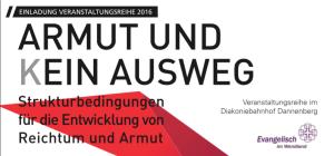 Veranstaltungsreihe 2016