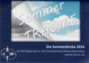 Sommerkirche in Breese im Bruche @ Gutskapelle in Breese im Bruche | Jameln | Niedersachsen | Deutschland