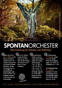 Spontan-Orchester © Foto Engel: Michael Wassenberg