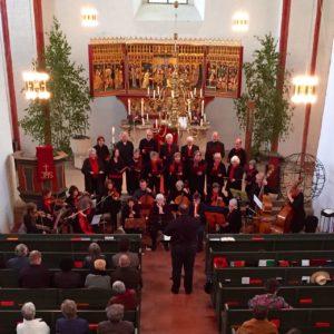 Kantaten-Gottesdienst zum Pfingstfest @ St.-Johannis-Kirche Dannenberg | Dannenberg (Elbe) | Niedersachsen | Deutschland