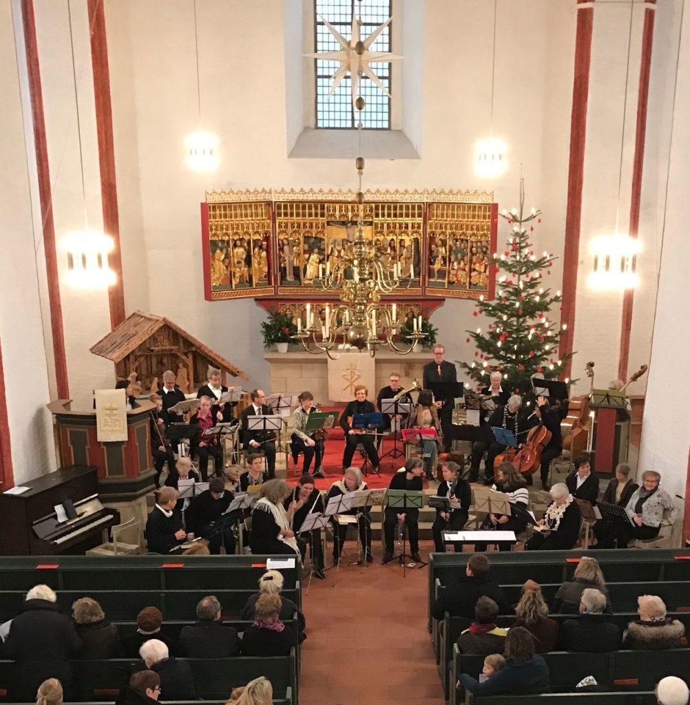Weihnachtslieder für alle @ St.-Johannis-Kirche Dannenberg | Dannenberg (Elbe) | Niedersachsen | Deutschland