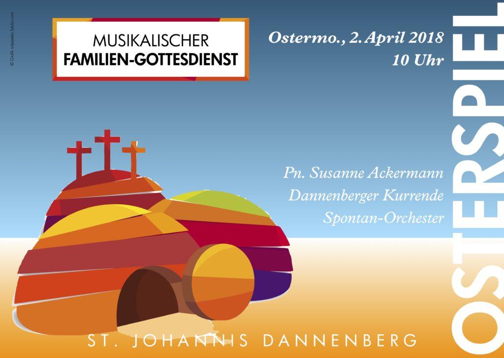 Musikalischer Familien-Gottesdienst @ St.-Johannis-Kirche Dannenberg | Dannenberg (Elbe) | Niedersachsen | Deutschland