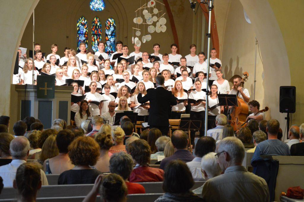 Geistliche Abendmusik mit dem Choralchor Rostock @ St.-Johannis-Kirche Dannenberg | Dannenberg (Elbe) | Niedersachsen | Deutschland